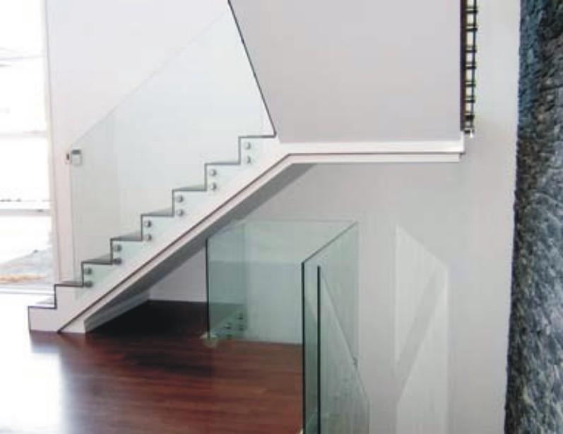 Barandales de cristal templado vidrio y aluminio meller - Cristal templado precio m2 ...