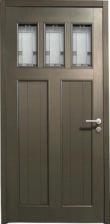 Puertas vidrio y aluminio meller for Vidrios para puertas principales